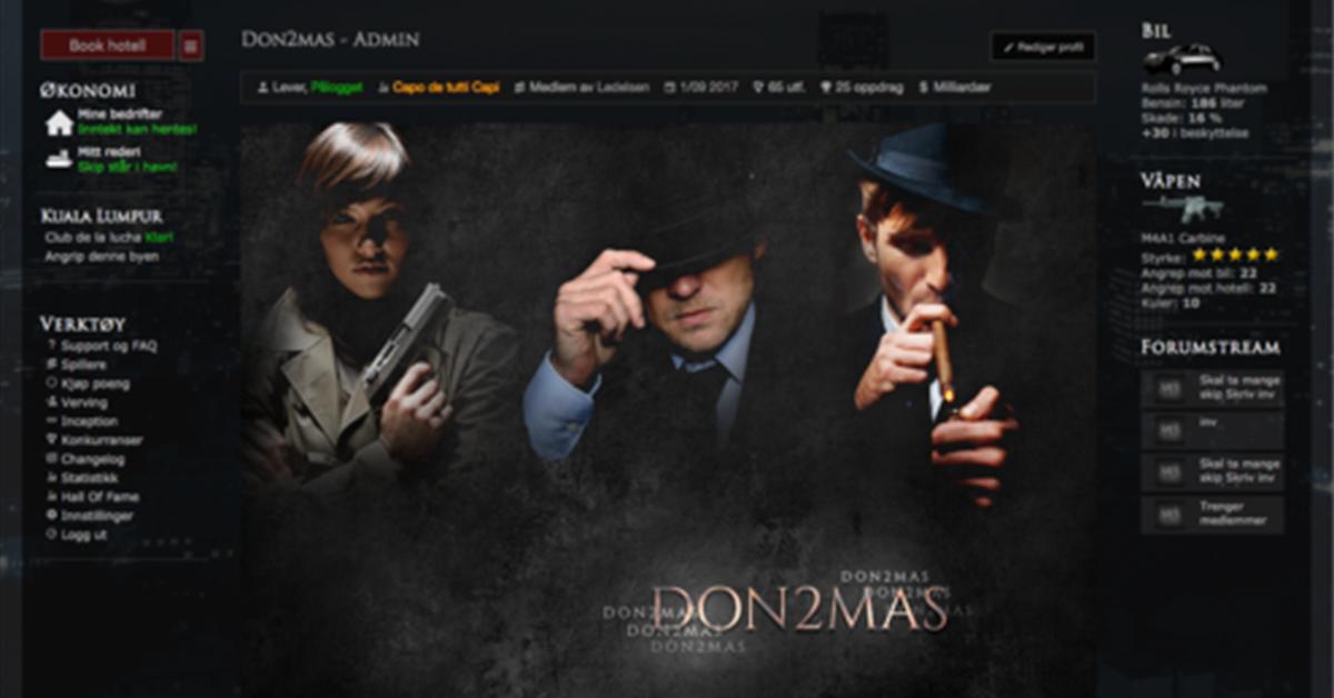 Beta: Eksempel på nye profiler!