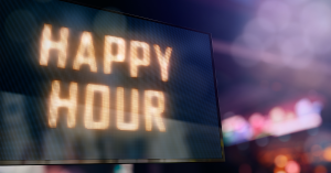 Happy hour – torsdag 21. mai